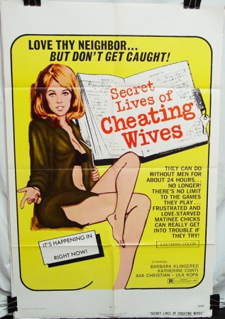 Secret Lives of Cheating Wives (1972)