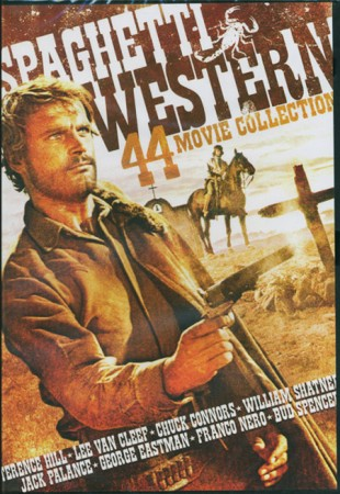 Spaghetti Western 44 Movie Collection