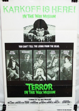 Terror in the Wax Museum (1973)