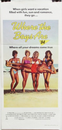 Where The Boys Are (1984)